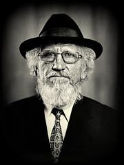 Nicodom (Tintype) (Ambrotipescu) Tags: tintype collodion ambrotype wetplate wetcollodion vintage analog photography portrait
