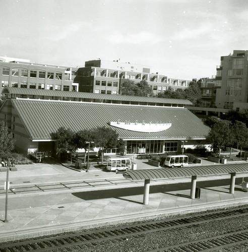Emeryville Train Station 10-9-18