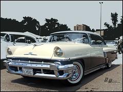 Monterey (novice09) Tags: backtothefifties carshow mercury whitewalls fenderskirts monterey