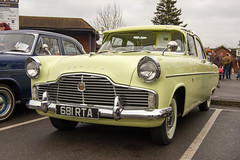 1959 Ford Zephyr (David Blandford photography) Tags: romsey car show 2018 hampshire 1959 ford zephyr