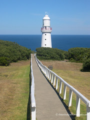 Cape Otway Lighthouse, Victoria (Peter.Stokes) Tags: australia australian colour landscape outdoors photo photography colourphotography awayfromitall coast coastline clouds countryside landscapes saltwater sea sky water vacations waves