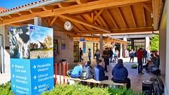 Information und Eintrittskartenverkauf (Sanseira) Tags: škocjan caves slowenien slovenia höhle matavun park škocjanske jame