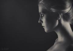 Soft Aurelia (RickB500) Tags: portrait girl rickb rickb500 model beauty expression face cute hair
