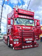 Thor Bjørn Østerhus Transport - Scania R730 V8 6s (SondreEts2) Tags: rseries v8 730 r730 scania