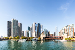 Chicago RIver DSC04427 (nianci pan) Tags: chicago illinois urban city cityscape architecture buildings river chicagoriver urbanlandscape landscape sony sonya7rii nianci pan