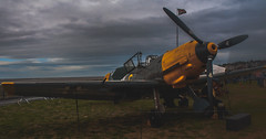 The Grounded Opponent (Clive Varley) Tags: vintageaircraft august2018 nikond90 lightroom44
