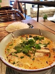 Tom Kha Gai geht immer! (bornschein) Tags: lieblingsessen asian essen thailändisch thai tomkhagai suppe foodporn food