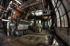 ppfisheye3 (Geert Orange_Crush VP) Tags: abandoned urbanexploring industry
