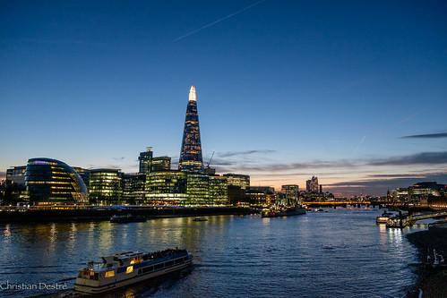 Shard on Thames