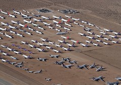 "Victorville    ""Aircraft Storage"" (Flame1958) Tags: 7413 vcv kvcv victorville aircraftstorage 130418 0418 2018 boneyard desertstorage aerialphotograph aerielphotograph aerialshot georgeairforcebase"