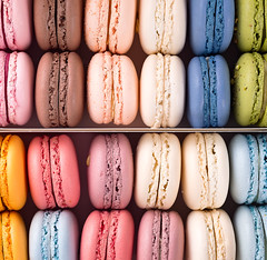 Colorful french macaroons backgrounds, flat lay. Holidays and celebrations concept. (lyule4ik) Tags: background biscuit cake colorful dessert food green macaron macaroon pink sweet yellow assortment bake banner color cookie flavor snack above card pastry french assorted bakery delicious orange almond candy cookies day gourmet holiday love pastel pistachio purple row france brown chocolate confection strawberry sugar traditional box bright cakepop celebration collection