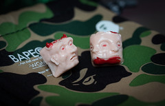Blud Albino (ABC123itsEASY) Tags: macro artisan keycaps mechanical keyboards bludgeoned kaps