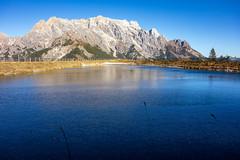 Gabühel (bernd.kranabetter) Tags: dientenamhochkönig autumn gabuehel nature mountains trees water reflection