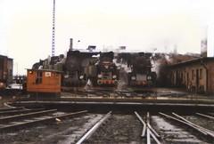 45.04 (Ray's Photo Collection) Tags: poland steam railway train pkp railways polish winter snow tour rail