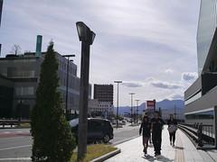 Good weather for walking (しまむー) Tags: panasonic lumix dmcgx1 gx1 sigma art 19mm f28 dn round trip train
