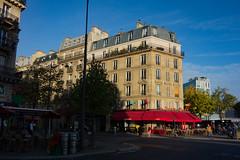 Paris - Rue Jouffroy d'Abbans (Añelo de la Krotsche) Tags: paris ruejouffroydabbans batignolles parisxvii