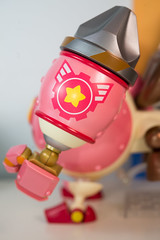 DSC_7617 (Quantum Stalker) Tags: nendoroid nintendo good smile company max factory hal kirby pink rotund robobot armour deluxe big chunky mechanical suit