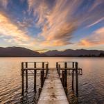 Lake Te Anau Sunset thumbnail