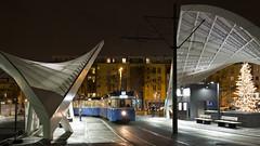 Der 23er ist erreicht: P-Zug 2006/3004 am Schwabinger Tor (Bild: Andy Paula) (Frederik Buchleitner) Tags: 2006 3004 linie23 munich münchen pwagen strasenbahn streetcar tram trambahn