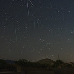 Geminids Meteors (Stacked) thumbnail