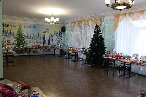 ДК Магистраль Конкурс новогодних игрушек 2018 (39)