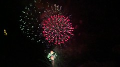 Happy New Year!! (CecilieSonstebyPhotography) Tags: fireworks firework fyrverkeri newyear new years eve happy year norway oslo psychedelic