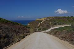 IMGP2083 (superpagliaccio) Tags: portogallo setubal oceano colline ciclabile cicloturismo
