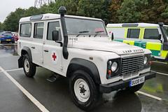 "BU08 HVJ (Emergency_Vehicles) Tags: bu08hvj british red cross rv162 britishredcross ambulance"""