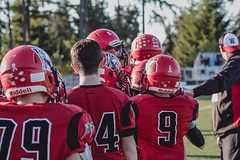 2018WP7-NWCOUGHM2000 (sumnervalleywolfpack) Tags: action activity athletics daylight football footballorganization outdoorsports outdoors performance practice recreation sportsgame sportsphotography teambuilding teamplayer teamspirit teamsports washingtonfootball wolfpack youthsports 98390 washington usa