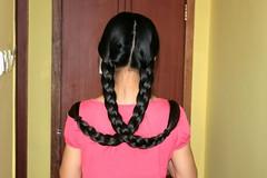 045 (6) (韩老板收购长头发) Tags: longhair haircut hairshow hairplay braid ponytail hairbun hairwash shampoo