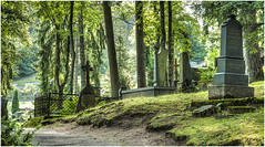 153-VISITANDO EL CEMENTERIO DE ANTAKALNIS-VILNIUS- LITUANIA - (--MARCO POLO--) Tags: cementerios ciudades curiosidades rincones