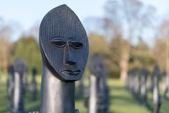 Why the long face? (Steve Barowik) Tags: yorkshire westyorkshire nikond750 barowik westbretton stevebarowik sbofls26 fx fullframe unlimitedphotos wonderfulworld quantumentanglement prime 85mmf18g sculpture yorkshiresculpturepark ysp nikkor