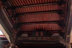臺南北極殿 An ancient temple that was established in the Ming Dynasty. (沐均青) Tags: taiwan tainan landscape scenery travel colorful blue outside vacation town tamron buildings summer city street green white black red