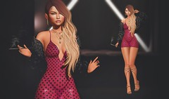 Only at Night (Cara Olivieri) Tags: catwa glamaffair collabor88 uber moncheri rhude yummy essenz navycopper kunst bossie maisonclose villena empire hellodave