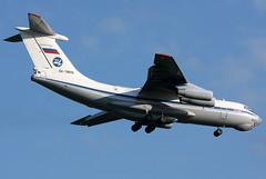 RA-78816 (GH@BHD) Tags: ra78816 ilyushin il76 il76md russianairforce belfastinternationalairport bfs egaa aldergrove aircraft aviation military transporter transport cargo freighter airlifter