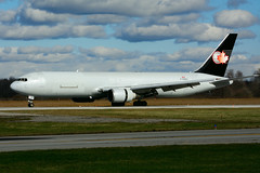 C-GXAJ (CargoJet - ex AA-cs) (Steelhead 2010) Tags: cargojet cargo boeing b767 b767300er b767300f yhm creg cgxaj freighter