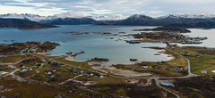 Village of Sommarøy from Hillesøy Norway (valecomte20) Tags: village sommarøy from hillesøy norway nikon d5500