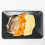 Tafelspitz mit Karottenstreifen und Kartoffelpüree in Soße von Eat Simple thumbnail