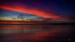 sunset (Heinertowner) Tags: sunset sonnenuntergang mallorca balearen playa de palma strand himmel plage beach sky