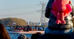 _DSC8811 (durr-architect) Tags: sinterklaas almere sint saint nicolas sankt niklaus nicolaas people children boat ship water lake weerwater