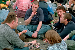 Youths Smoke In  Park 1 (hoffman) Tags: alcohol cannabis cigarette crime dope drugs friends gang group hashish horizontal illegality joint marijuana outdoors park resin smokes smoking teenagers tobacco young youth 181112patchingsetforimagerights london uk