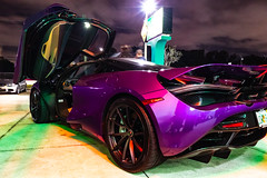 Florida Street Scene Cars and Brews - Clearwater, FL (December 10, 2018) (CarGuyTom) Tags: mclaren 720s honda civic acura nsx corvette chevy chevrolet classic vintage carsandcoffee carshow american cars car florida floridastreetscene street scene