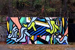 Sobekcis · Sensi (Walls of Belgrade) Tags: belgrade beograd abandonedplaces graffiti wall mural streetart spraypaint serbia sobekcis sensi