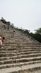 2017-12-07_12-26-02_ILCE-6500_DSC03021 (Miguel Discart (Photos Vrac)) Tags: 2017 24mm archaeological archaeologicalsite archeologiquemaya coba e1670mmf4zaoss focallength24mm focallengthin35mmformat24mm holiday ilce6500 iso100 maya mexico mexique sony sonyilce6500 sonyilce6500e1670mmf4zaoss travel vacances voyage yucatecmayaarchaeologicalsite yucateque