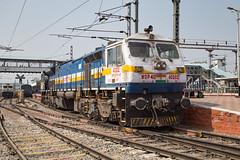Indian Railways WDP-4D 40202 Secunderabad Junction (daveymills37886) Tags: indian railways wdp4d 40202 secunderabad junction emd