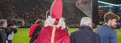WAREGEM, 01-12-2018, Regenboogstadion. Jupiler Pro League, speeldag 17. SV Zulte Waregem - KV Oostende, (annick vanderschelden) Tags: waregem 01122018 regenboogstadion jupilerproleague speeldag17 svzultewaregemkvoostende doelpunten 710harbaoui 8511boonen gelekaarten 38lombaerts 43defauw 44sakala 78walsh scheidsrechter dhrlawrencevisser opstellingzultewaregem bossut defauw baudry heylen harbaoui bongonda75buffel depauw902 walsh sylla73soisalo tardieu bürki invallers bostyn marcq buffel bedia soisalo demir hbjordal opstellingkvoostende ondoa lombaerts milovic capon debock vandendriessche nkaka79guri coopman canesin zivkovic sakala69boonen dutoit bataille tomasevic marquet banda dhaese boonen guri vlaanderen belgium be