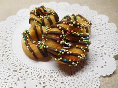 Ciambelline Allegre (dolciefantasia) Tags: biscotti cake cakedesign cakepops compleanno cupcake decorazione dolci dolciefantasia fantasia festa minicake pastadizucchero torta ciambelline