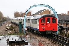 Poppies In The Rain (crashcalloway) Tags: centralline 1962stock rat railadhesiontrain londonunderground tube rusilipgardensstation train489 ruilsip