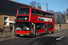 SWR Rail Replacement, Red Routemaster, PVL286, PJ02RCX (Jack Marian) Tags: swrrailreplacement redroutemaster pvl286 pj02rcx southwesternrailway railreplacement volvo volvob7tl b7tl volvob7tlplaxtonpresident plaxton plaxtonpresident brentfordcountycourt kewbridge claphamjunction buses bus london