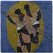 """The Giraffe"" by Vickie S, mosaic, $170.00"
